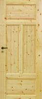 4-х филенчатые двери из массива сосны