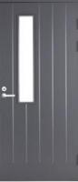 ВХОДНАЯ ДВЕРЬ JELD-WEN FUNCTION F1894 W22 СО СТЕКЛОМ COSTWOLD С ФРЕЗЕРОВАННЫМИ ОБЕИМИ СТОРОНАМИ