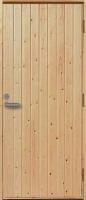 Входная дверь Fenestra FE-UO/X (UO/X) с сосновой поверхностью