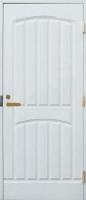 Входная дверь Fenestra ST2000 белая