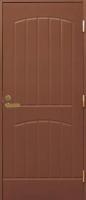 Входная дверь Fenestra ST2000 коричневая