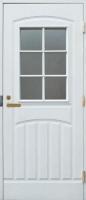 Входная дверь Fenestra ST2000L белая