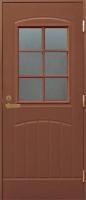 Входная дверь Fenestra ST2000L коричневая